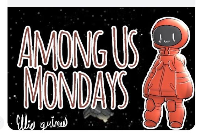 "Virtual Youth Hang Out/ ""Among Us Mondays"""